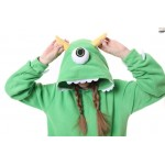 Unisex Onesies Pyjamas Monocular Monsters Pajamas