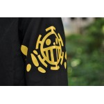 Japanese Anime One Piece Trafalgar Law Cosplay Costume