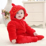 Babies Animal Kigurumi Goldfish Onesies Toddler Pajamas
