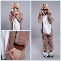 Chinese Zodiac Signs Snake Kigurumi Animal Onesies Pajamas Costumes