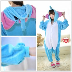 Dumbo Elephant Kigurumi Onesie Pajama For Adult Costume
