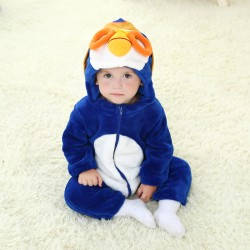 Baby Pororo the Little Penguin Kigurumi Onesie Pajama
