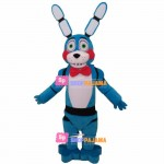 Toy Bonnie of Five Night at Freddys Mascot Costume