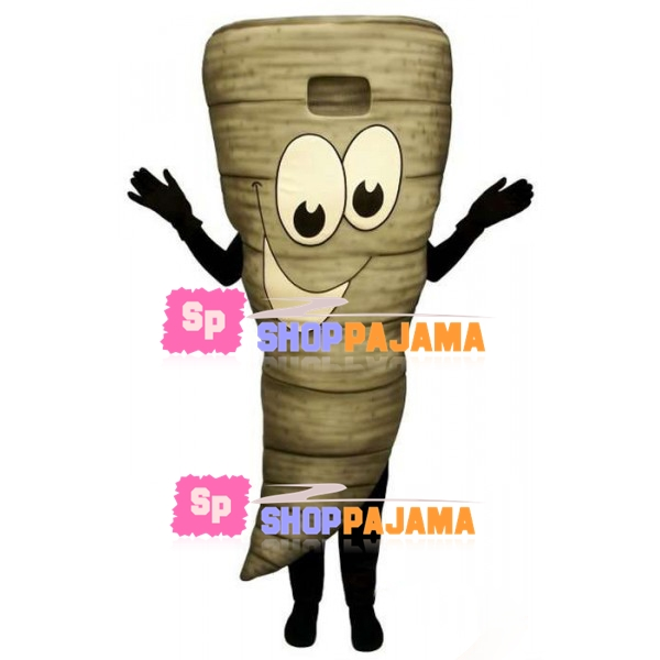 Cartoon Big Eyes Conch Mascot Costume