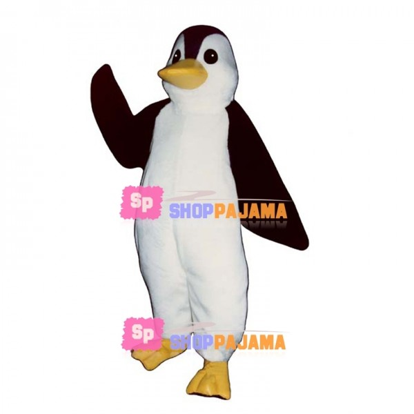 Perry the Penguin Mascot Adult Costume