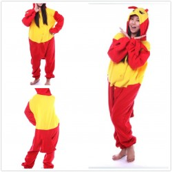 Animal Unisex Adult Lobster Onesie Kigurumi Pajamas