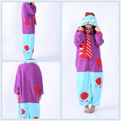 Plants Vs Zombies Corpse Kigurumi Onesie Pajamas Costume