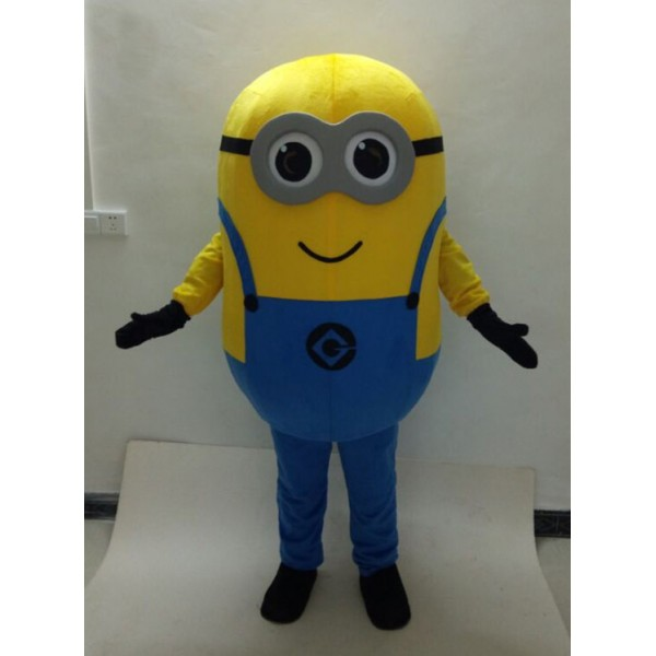 Cute Lightweight Despicable Me Minion Mascot Costume Style 31