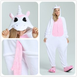Pink Unicorn Onesie Adult Unicorn Pajamas